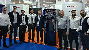 Canovate Group, Data Center Expo Eurasia 2019 Fuarı'na katıldı
